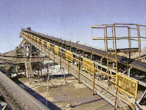 Belt Conveyor Guarding